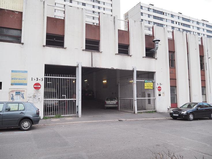 Entrepôt 260 m² - Bagnolet