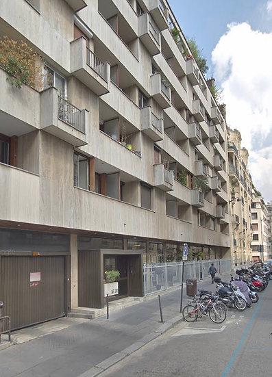 Parking 10 m² - Paris 16ème