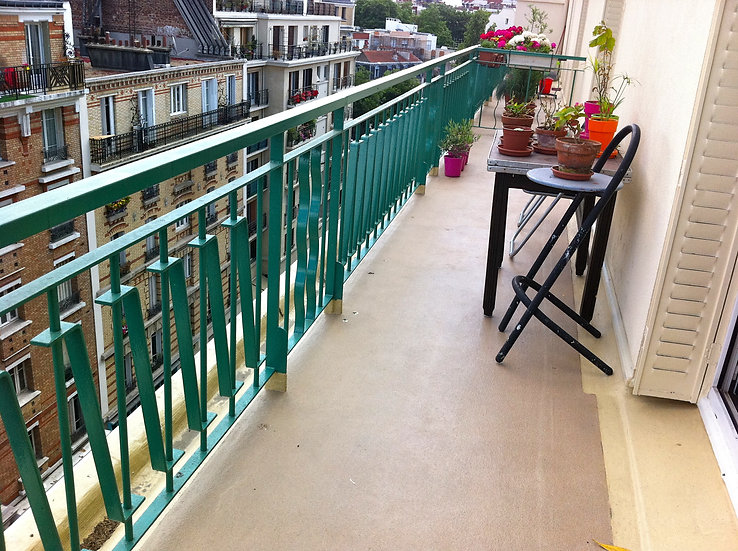 Appartement 64 m² - Paris 12ème