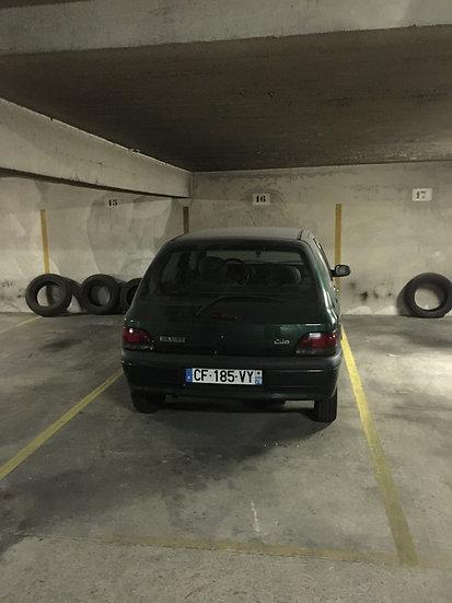 Parking - Paris 16ème