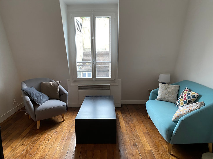 Appartement 55 m² - Paris 5ème