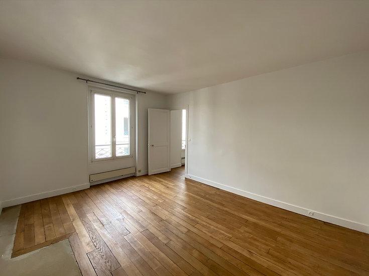 Appartement 39 m² - Paris 11ème