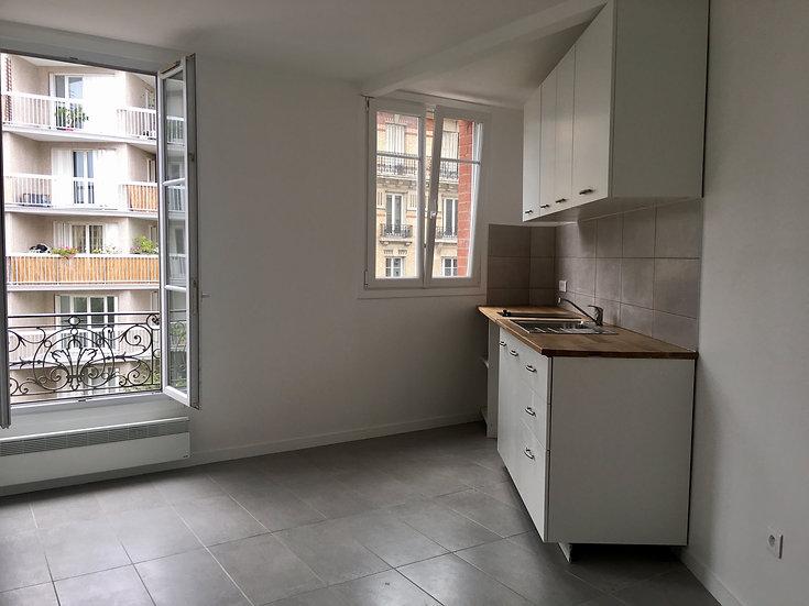 Appartement 27 m² - Saint Ouen
