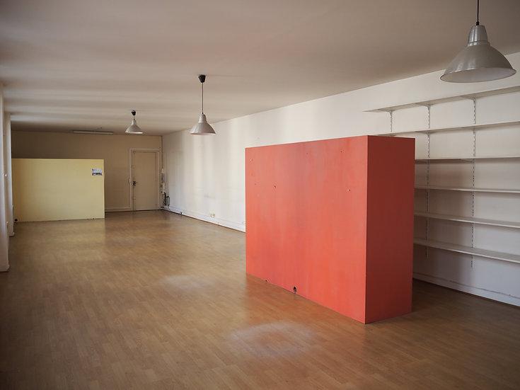 Bureau 120 m² - Paris 11ème