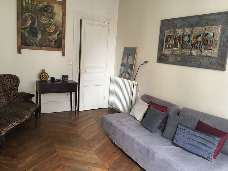Appartement 45 m² - Paris 4ème