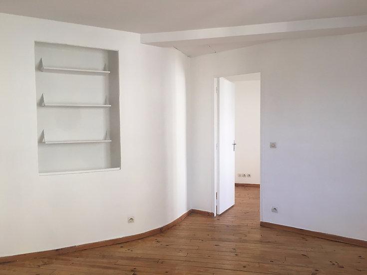 Appartement 46 m² - Paris 11ème