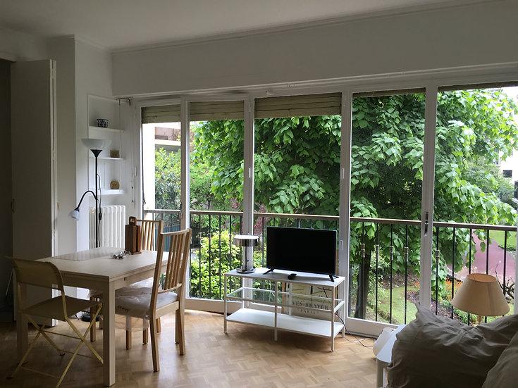 Studio 24 m² - Neuilly