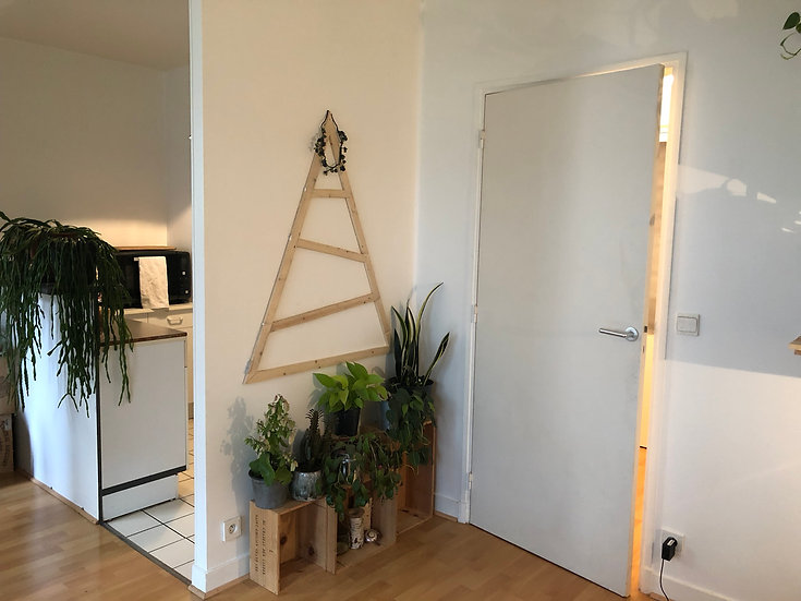 Appartement 39 m² - Paris 14ème