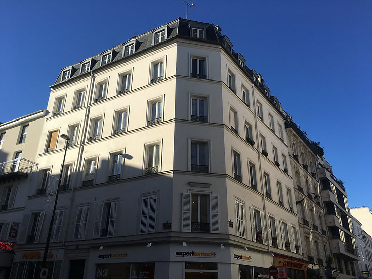 Local commercial 59 m² - Levallois