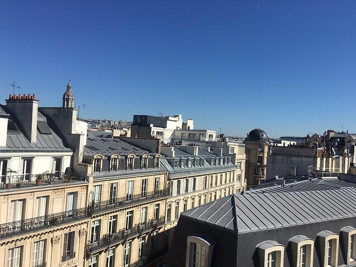Bureau 60 m² - Paris 9ème