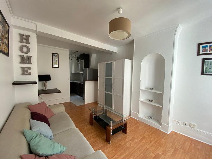 Appartement 31 m² - Paris 11ème