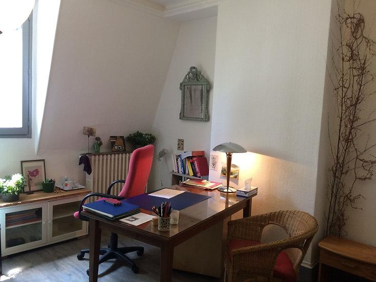Bureau 22 m2 - Porte Maillot