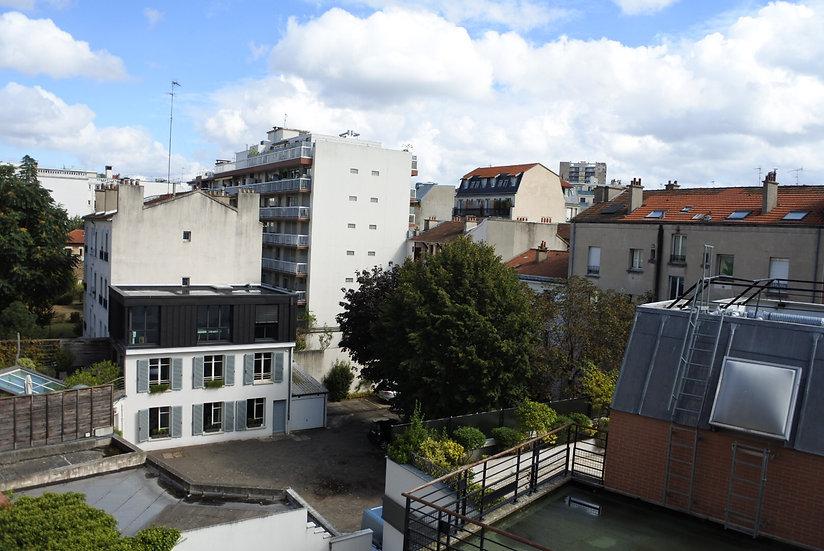 Studio 22 m² - Boulogne