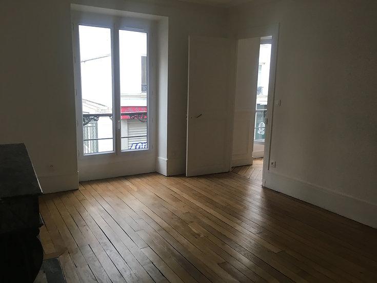 Appartement 36 m² - Paris 11ème