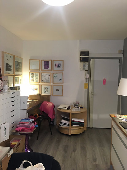 Bureau 25 m² - Paris 8ème