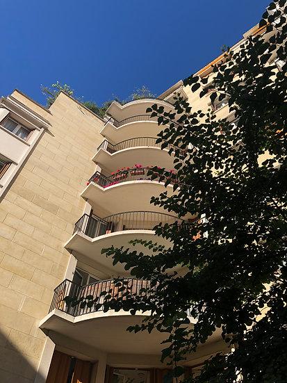 Bureau 185 m2 - Paris 14ème