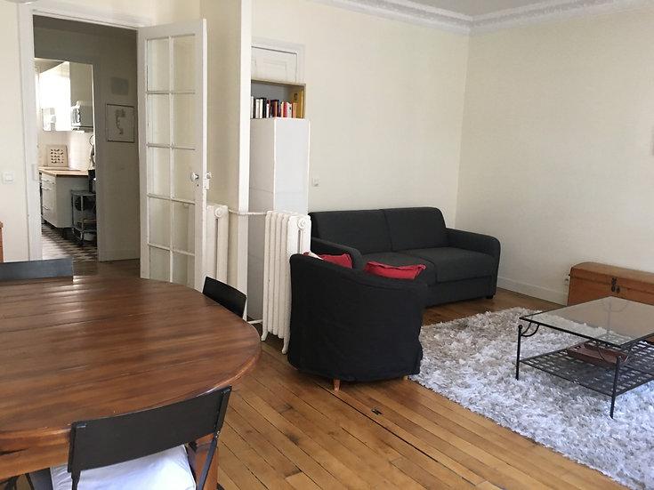 Appartement 60 m² - Paris 15ème