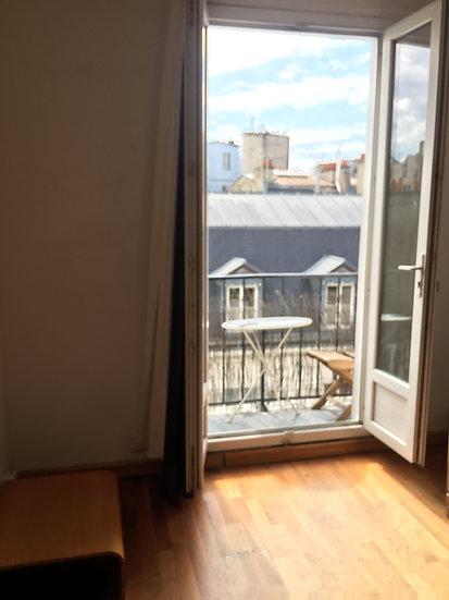Appartement 46 m² - Paris 17ème