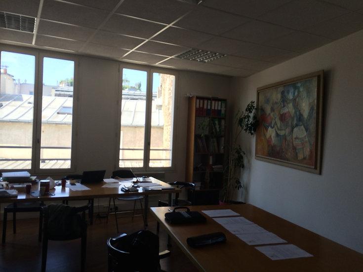Bureau 90 m² - Paris 11ème