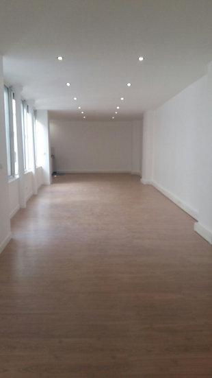 Bureau 100 m² - Paris 11ème