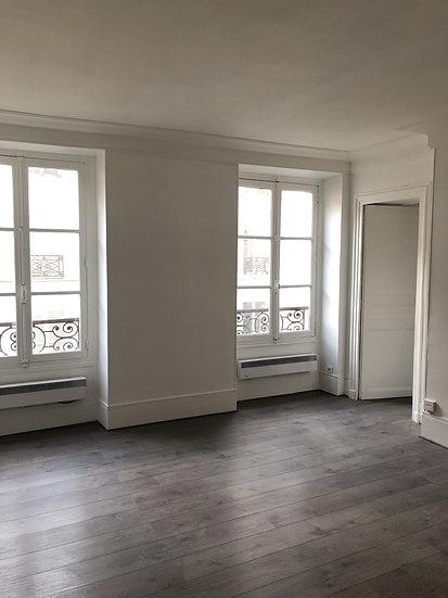 Appartement 53 m² - Paris 3ème
