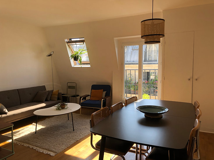 Appartement 59 m² - Paris 9ème