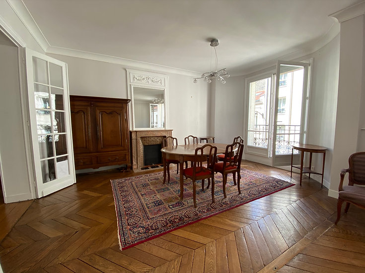 Appartement 104 m² - Paris 5ème