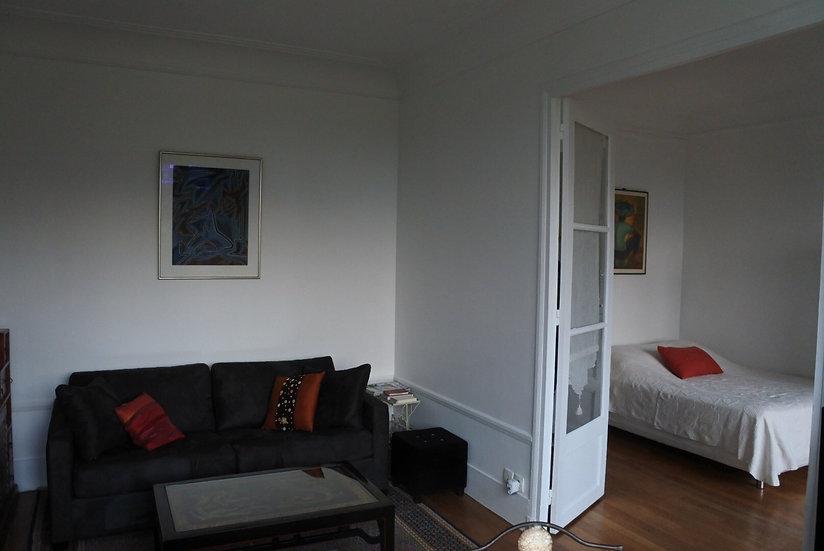 Appartement 40 m² - Paris 17ème