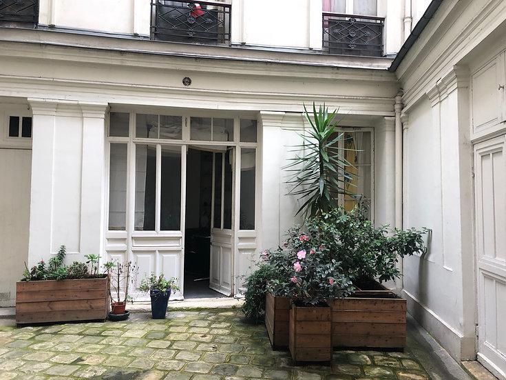 Bureau 20 m2 - Paris 9ème
