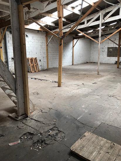 Local 190 m2 - Aubervilliers