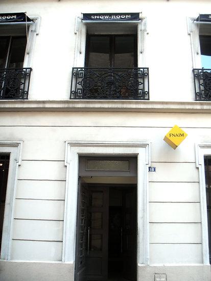 Bureau 9 m2 - Neuilly
