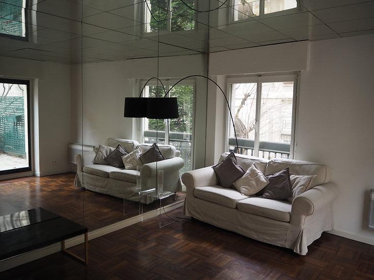 Appartement 41 m² + terrasse 25 m² - Paris 3ème