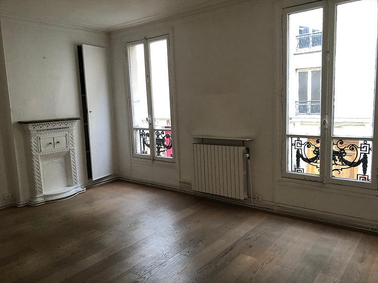 Appartement 73 m² - Paris 14ème