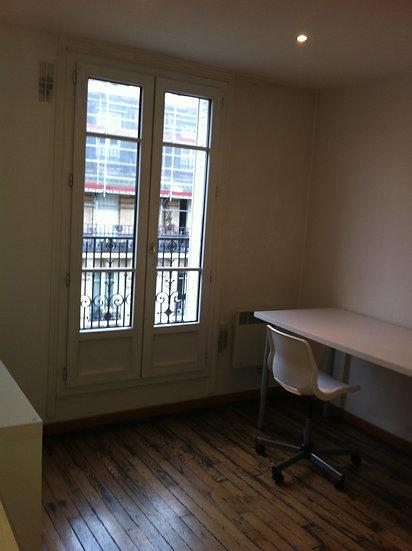 Studio 20 m² - Paris 15ème