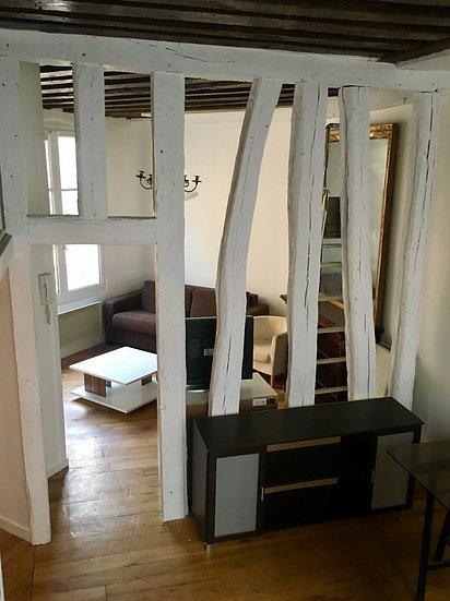 Appartement 41 m² - Paris 6ème