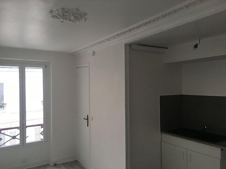 Appartement 30 m² - Paris 18ème