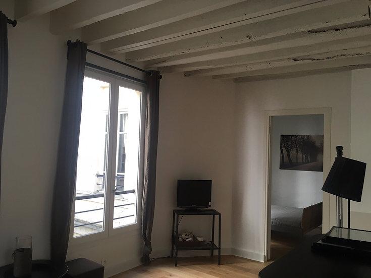Appartement 33 m² - Paris 4ème