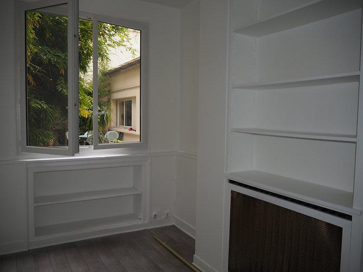 Bureau 9 m2 - Porte Maillot