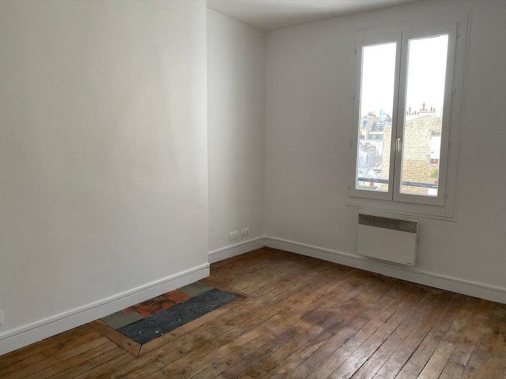 Appartement 33 m² - Levallois