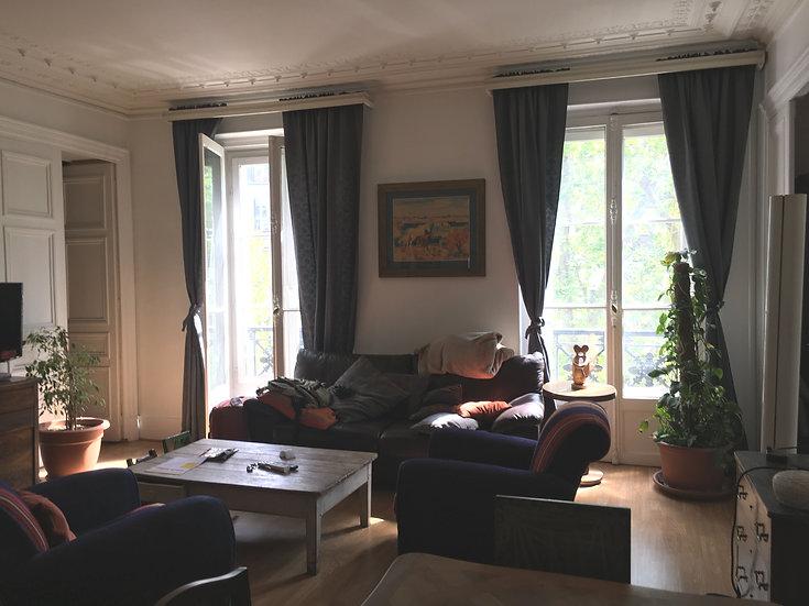 Bureau 125 m² - Paris 8ème