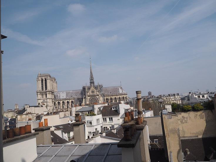 3 Pièces - Paris 5ème