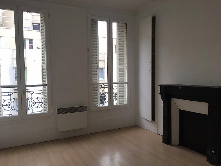 Appartement 24 m² - Paris 9ème