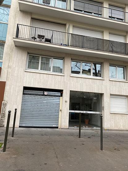 Parking 12 m² - Boulogne