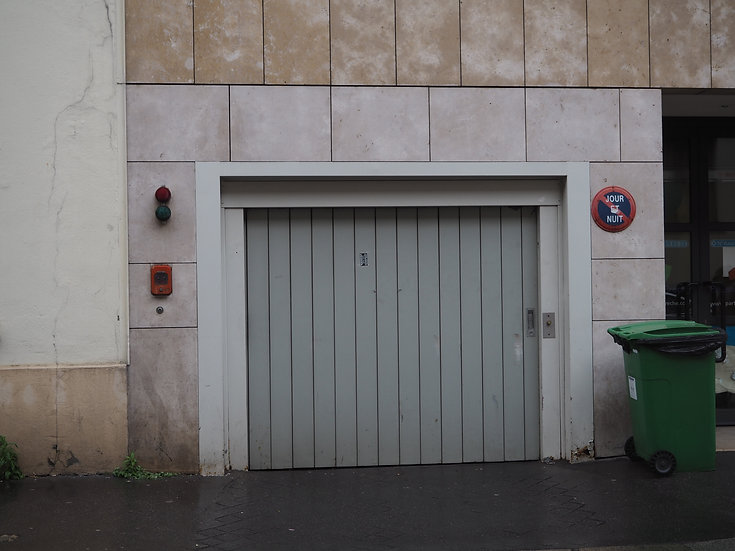 Parking 12 m² - Paris 14ème