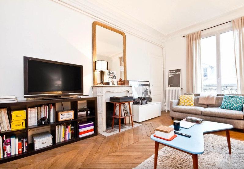Appartement 48 m² - Paris 9ème