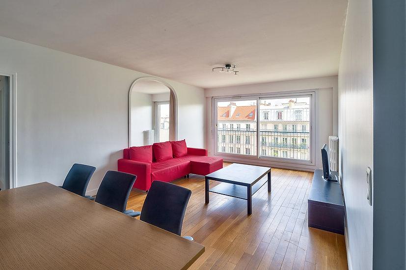 Appartement 67 m² - Paris 15