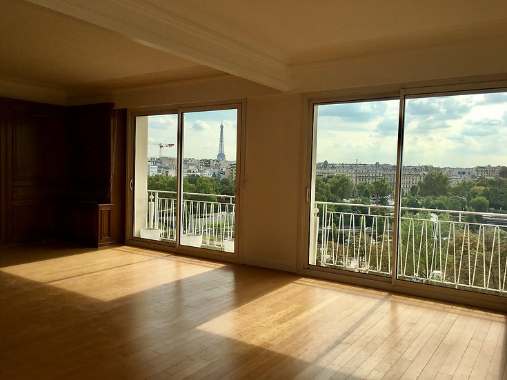 Appartement 93 m² - Paris 16ème