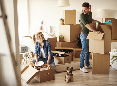 Moving? How to Clean your new home during Covid-19