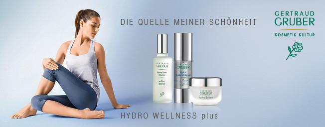 Hydro Wellness Pflegeserie