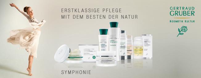 Symphonie Premium Pflegeserie
